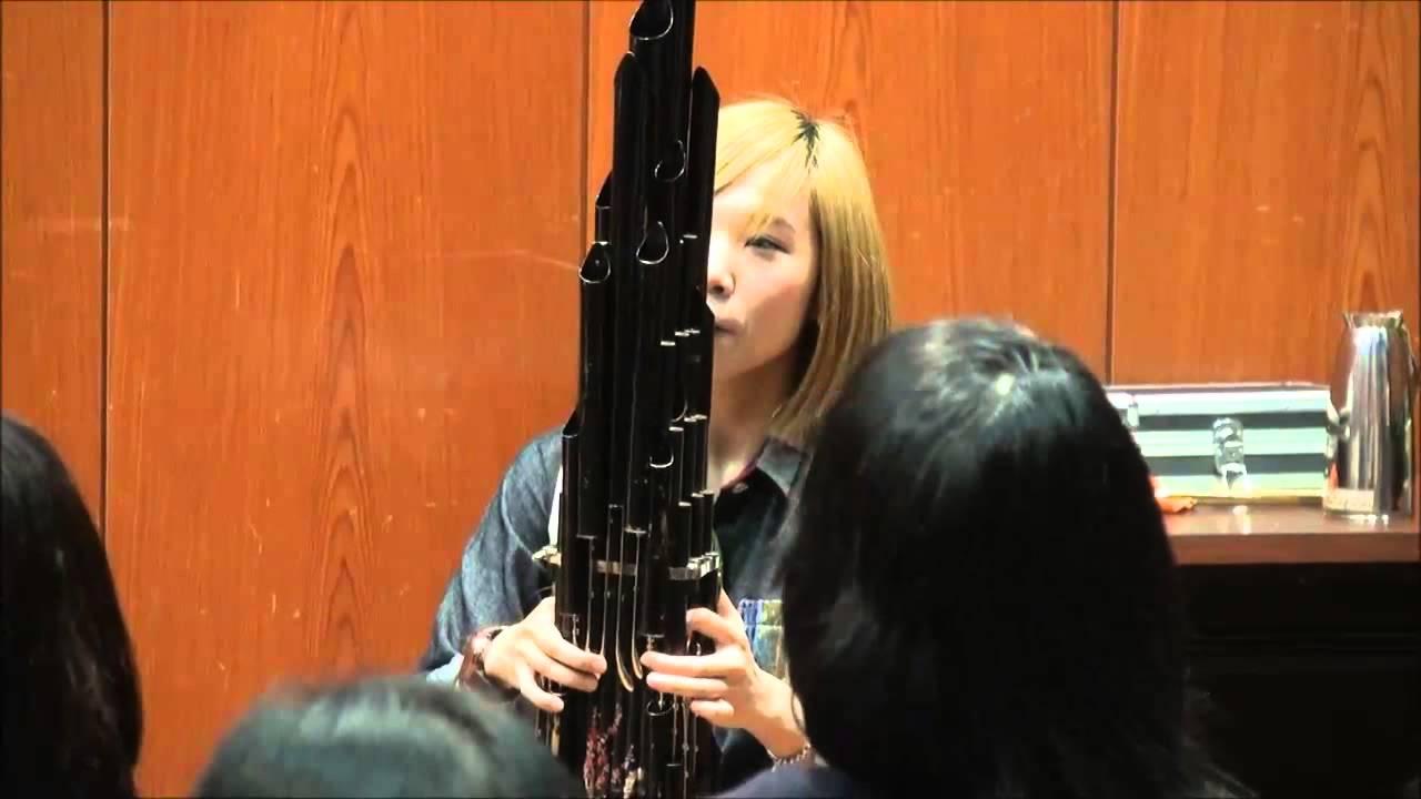 スーパーマリオを古代中国の楽器で演奏してみた