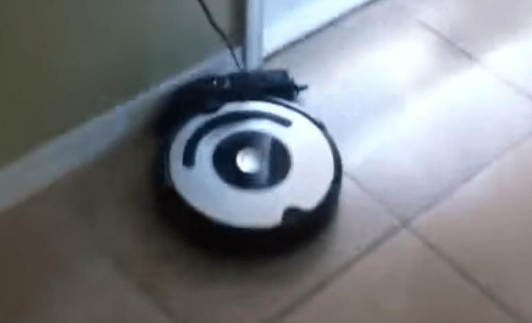【悲報】帰宅したら、ロボット掃除機が犬のウンチを部屋中に塗りたくっていたぉ。。。