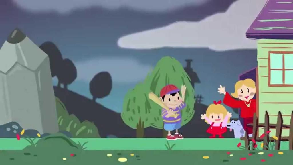 「MOTHER2」の名シーンをアニメ化したファンムービー!糸井重里も「しゅごいですのだ。」とコメント