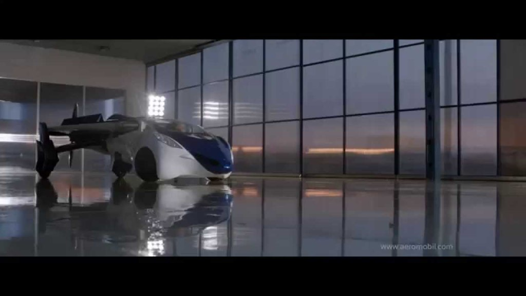 スロバキアの空飛ぶ車がめちゃくちゃカッコいい件