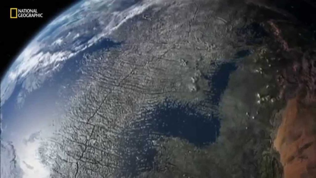 地球の水を全部抜いてみたら、驚きの光景が!!エベレストより高い山、グランドキャニオンより深い谷、噴き出す熱湯!!