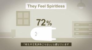 日本の中学生の「いま」を111年前との比較などしながら描いたアニメーション。