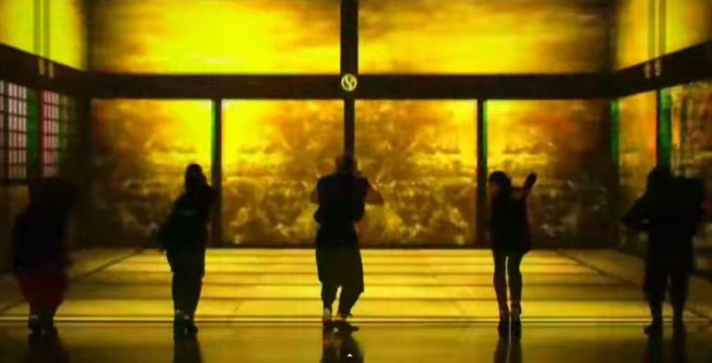 映像とライブパフォーマンス集団「enra」が、東京オリンピック招致を決定づけた時のパフォーマンス映像!!