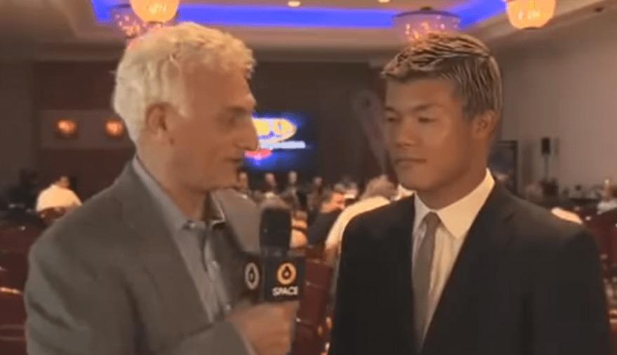 亀田和毅選手はスペイン語ペラペラ!流暢に話す姿がカッコイイ!!