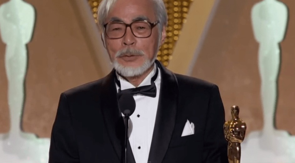 宮﨑駿、黒澤明以来のアカデミー名誉賞受賞!「戦争のない時代だからここまで来れた」「とりあえず家族には見せますが、飾りません」