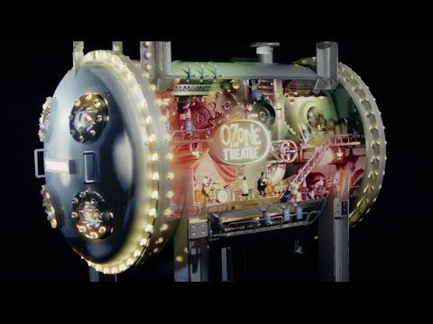 3Dプロジェクションマッピングと3Dホログラムを使ったオゾン発生器のプロモーションビデオが凄すぎる