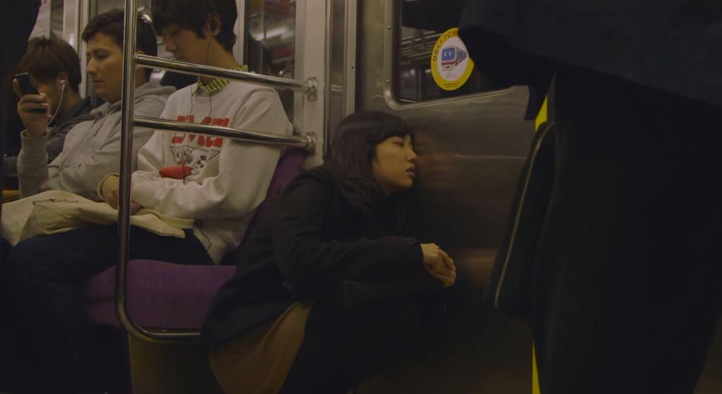 みんな電車で寝すぎw 眠っている人ばかり集めてみた!