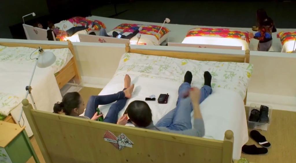 映画館が巨大ベッドルームになった!IKEA(イケア)の素敵すぎるキャンペーン!!
