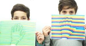 超簡単!1分で「3Dハンド」を描く方法!
