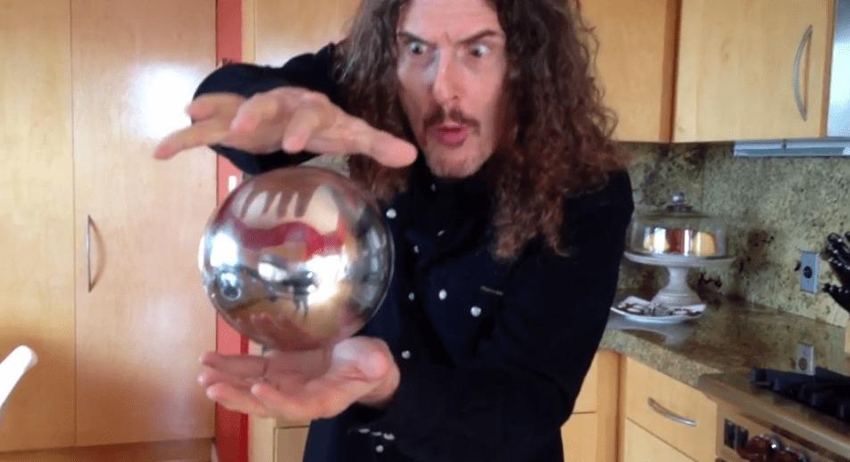 たったこれだけで空中に浮く球体マジックができる!簡単すぎるタネ明かし!!