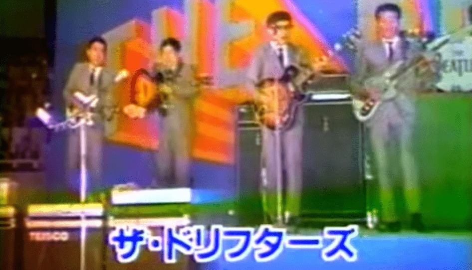 【貴重映像】ビートルズ来日公演で前座をつとめたドリフターズ伝説の演奏がすごい!!