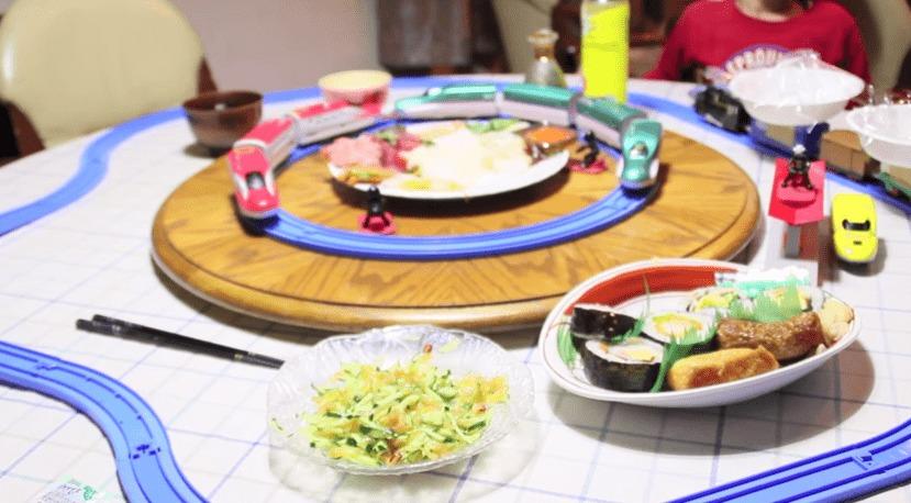 家で回転寿司をやる方法がナイス!!!