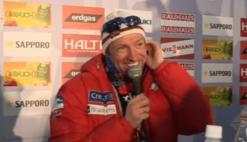 【爆笑】日本語で質問をされたノルウェーのスキー選手の神返答に、会場大爆笑wwwwwwwwwww