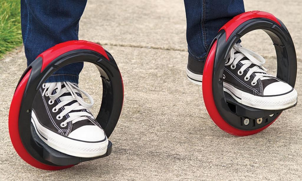 次世代スケートボード「蛇行円形スケート」がめちゃ楽しそう!!