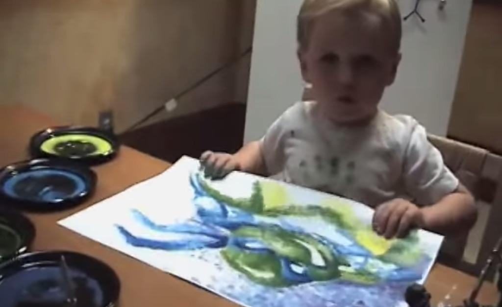 天才過ぎる。。3歳にして見たものを絵に描ける天才アーティスト!?