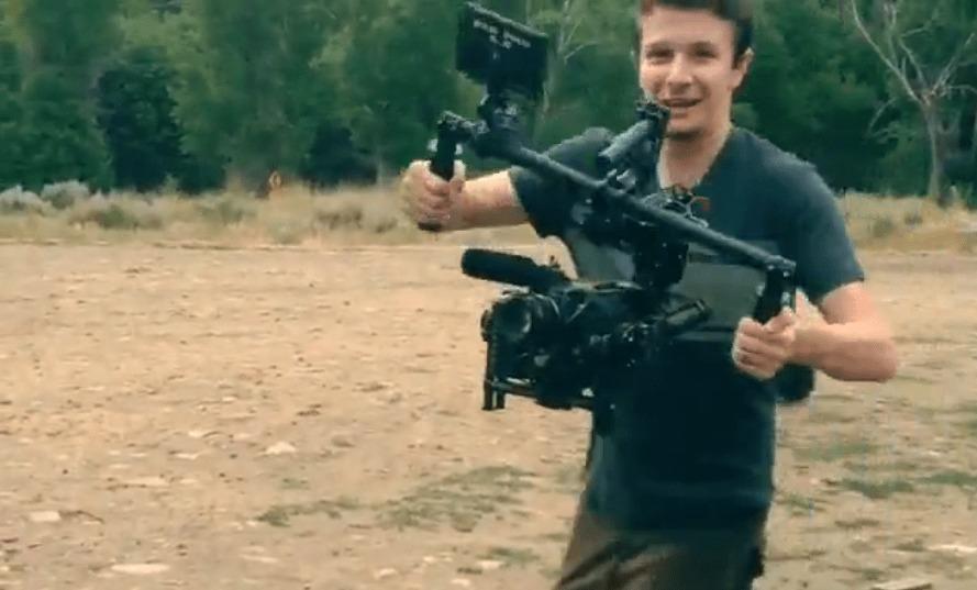 手ブレが起きない!動き回っても安定した映像を撮影できる機材