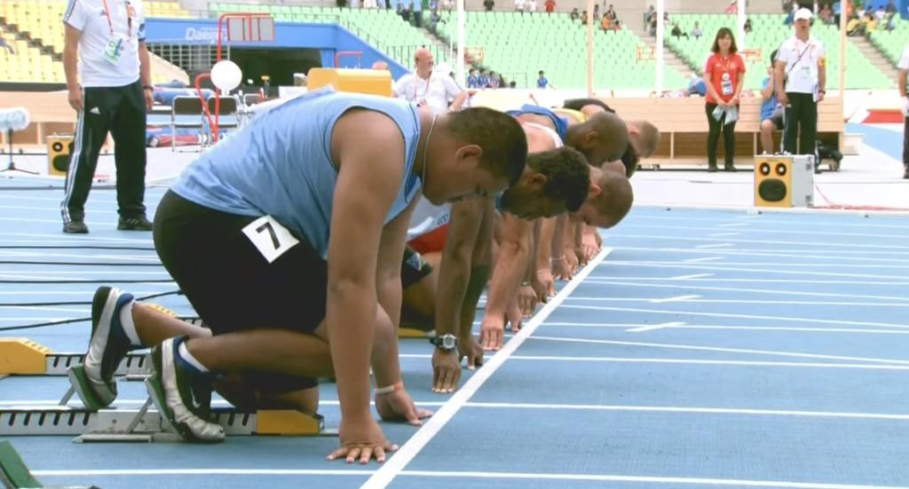 世界陸上で驚異の遅さの選手が!?過去最低記録樹立。。