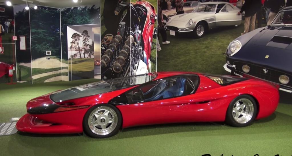 これがフェラーリ!?あの「テスタロッサ」を元に作られたたった一台の最高速トライアル専用マシンが超クール!!