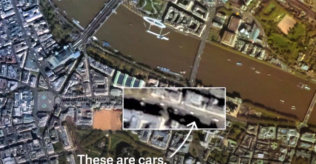 グーグルマップの進化版?!国際宇宙ステーションが地上を動画で撮れる超望遠カメラを搭載!!車が走る姿まで鮮明に!