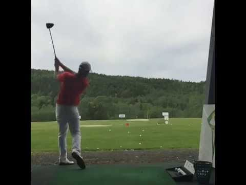 【神技動画】ゴルフのトリッショットが超ハイレベル!!