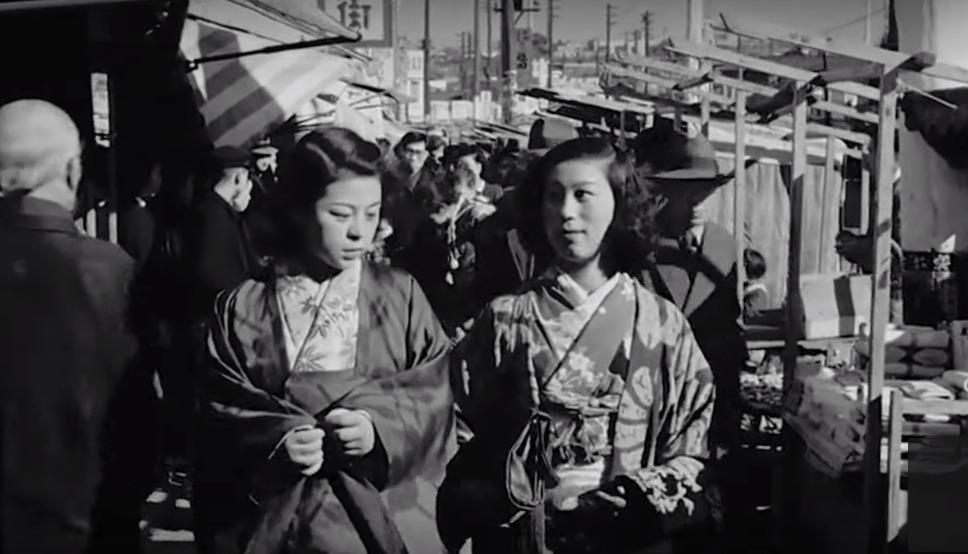 終戦直後の新橋や渋谷を撮影した超高画質動画!終戦の翌年でも人々の表情がイキイキしている!!