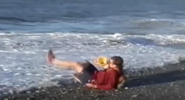 パパはヒーロー!我が子のピンチをギリギリセーフで救うパパ達!!