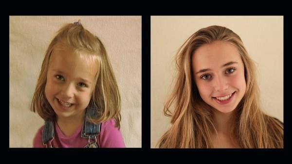 赤ちゃんから美少女へ!16年間娘の成長を撮り続けた写真が素晴らしい!