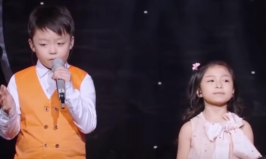 【鳥肌】第一声で鳥肌。。オーディション番組に出演した10歳の少年と7歳の少女の歌声に世界中が感動!!