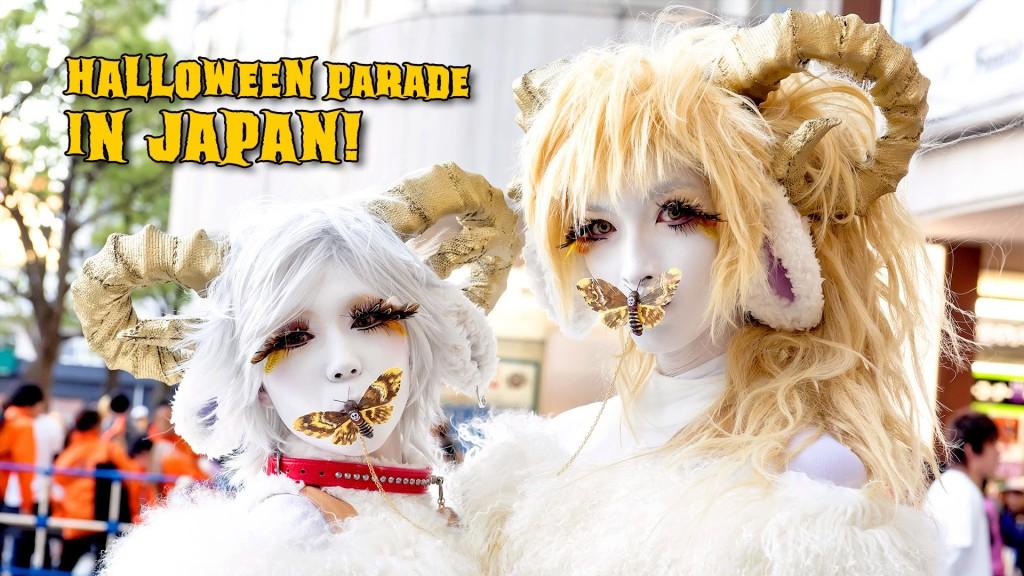 海外で日本のハロウィンが「クソ素晴らしい」と話題に!!