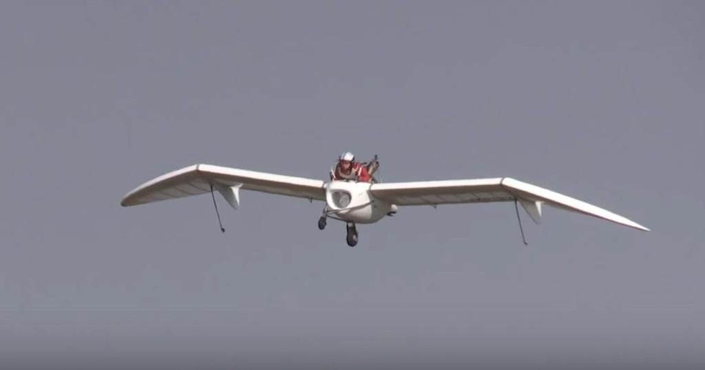 ナウシカの愛機「メーヴェ」が現実に!美しく空を飛ぶ姿に心踊る!!