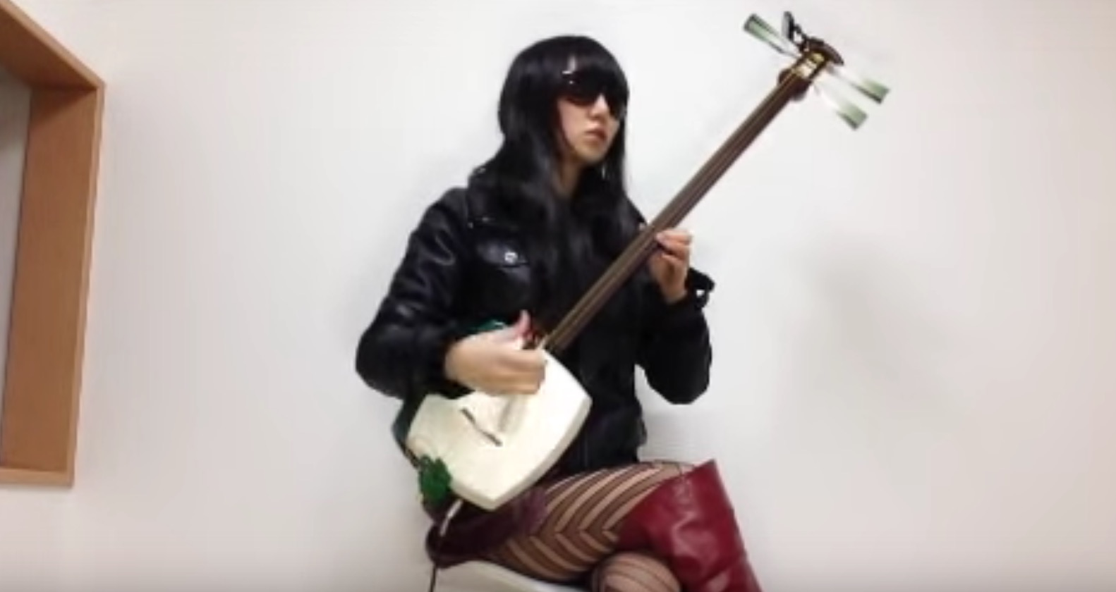超かっこいい!津軽三味線で「ルパン三世のテーマ」を演奏してみた!!