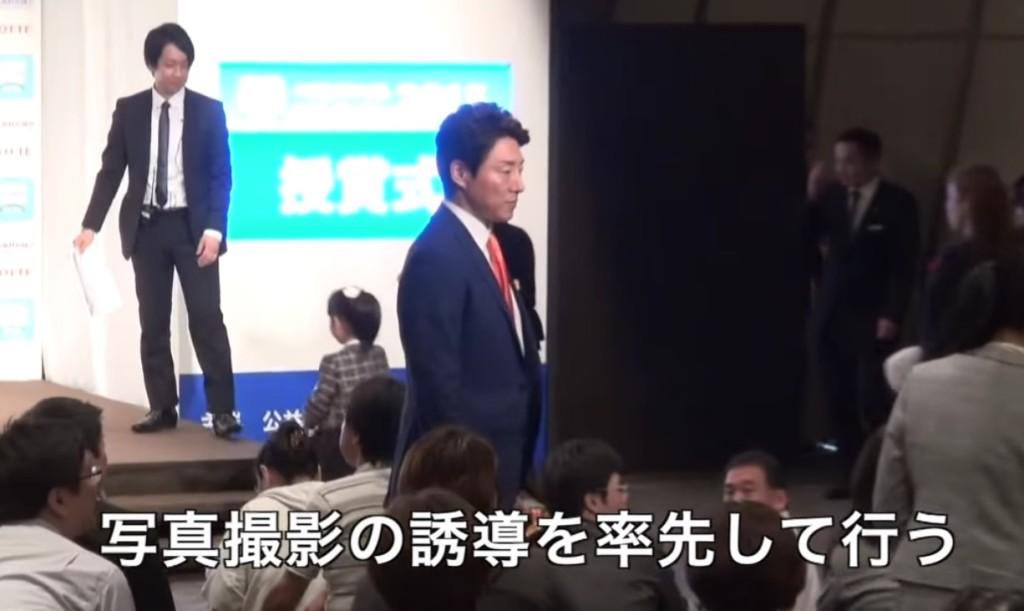 松岡修造がイベント終了後に見せた丁寧な対応に「さすが」の声!!