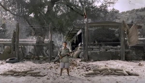 クレーム殺到で放送中止になった日清カップヌードルのCM。しかし、今でも世界で80万人の少年兵が戦わされている現実。