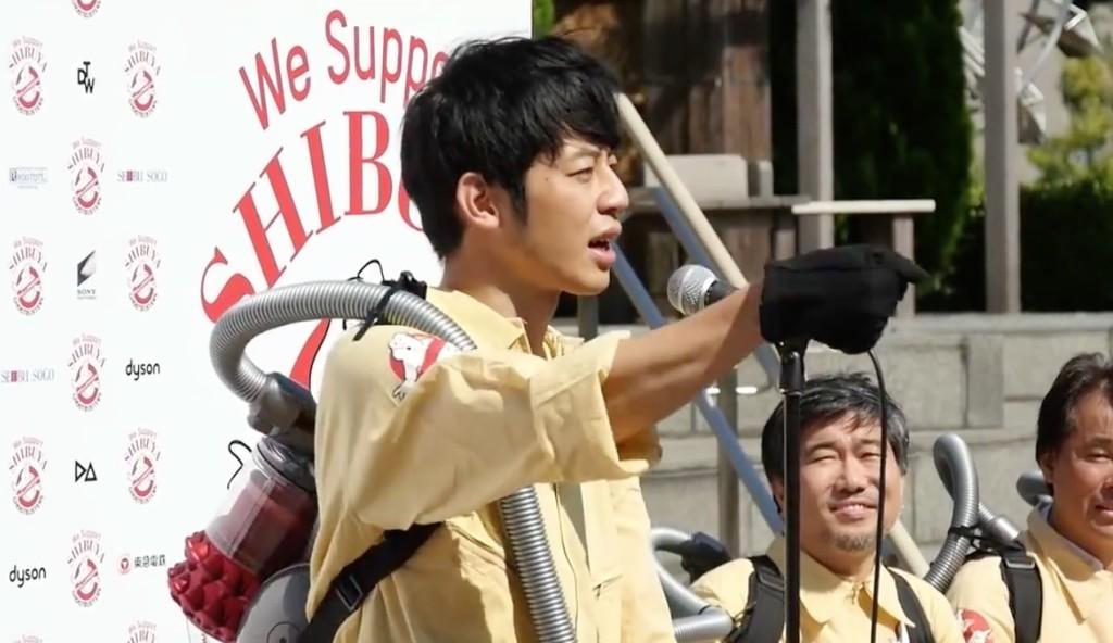 キングコング西野のハロウィン後の渋谷清掃プロジェクトの動画公開!2ちゃんねらーにも波及し成果出す!!