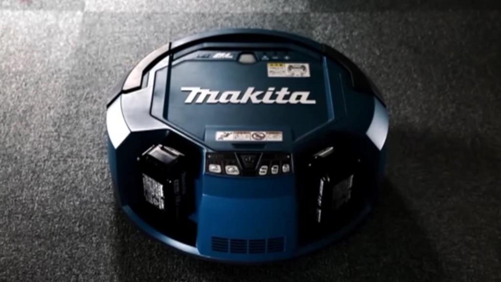 業務用途でバリバリ使える「マキタ」のごっついロボット掃除機が登場!男ならこれ一択!!