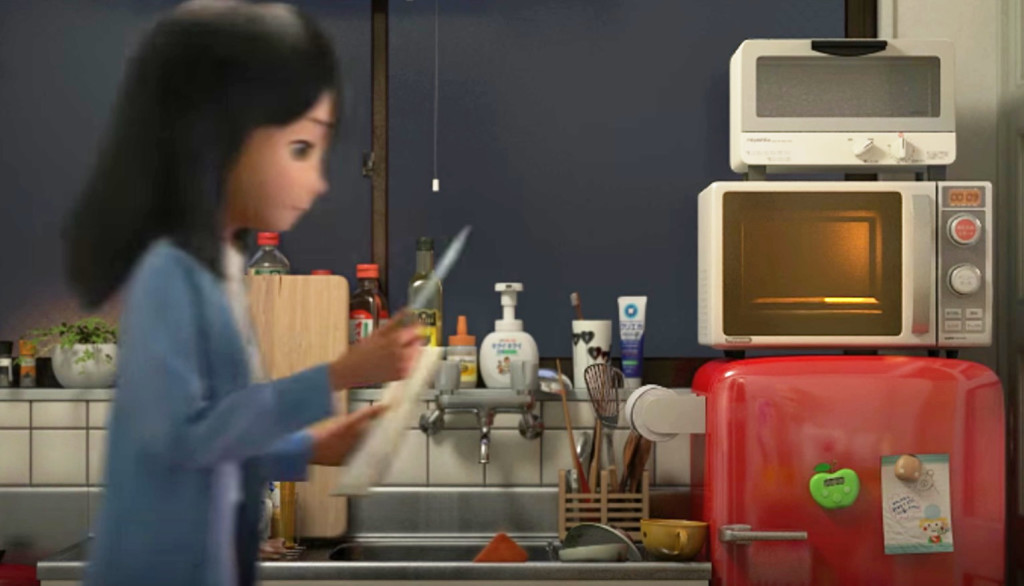 【切なイイ】日本発、独身女性の日常を描いた自主制作CGアニメが凄いと話題!ピクサー映画並みのクオリティ!!
