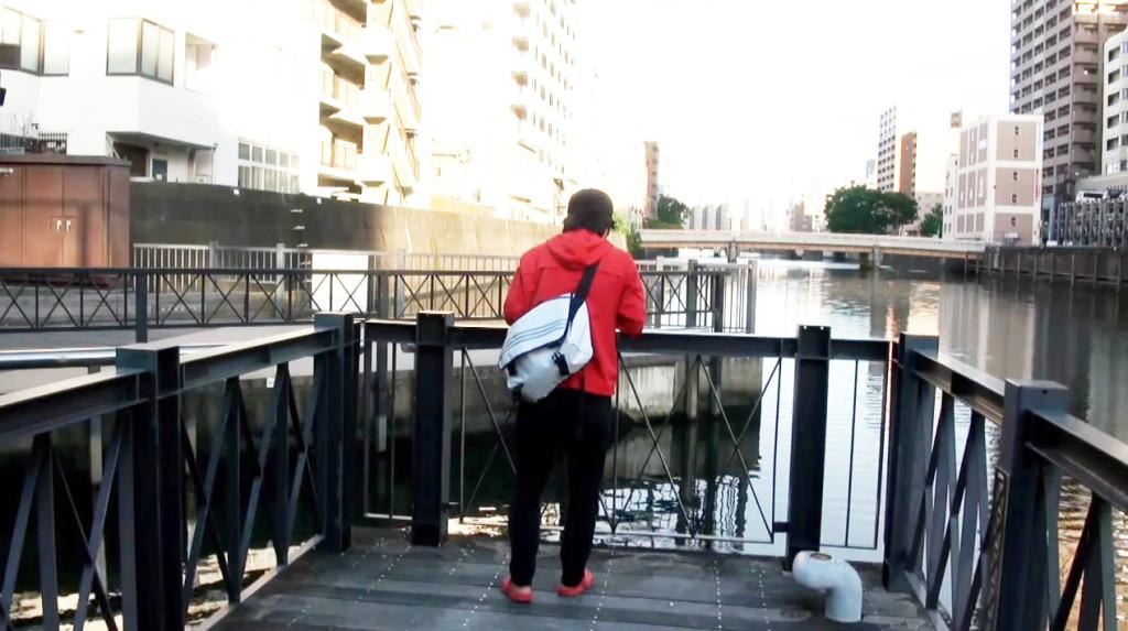 大都会、大阪「道頓堀川」でブラックバスは釣れるか試してみた結果。。!!