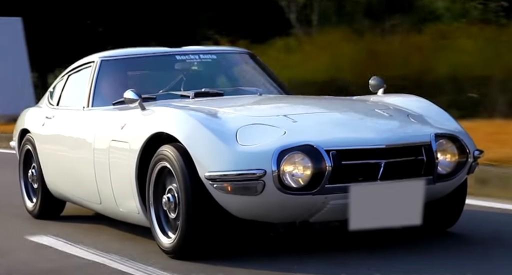 世界に誇る名車「2000GT」が復活!ハイブリッドエンジン搭載のスーパーレプリカが登場!!