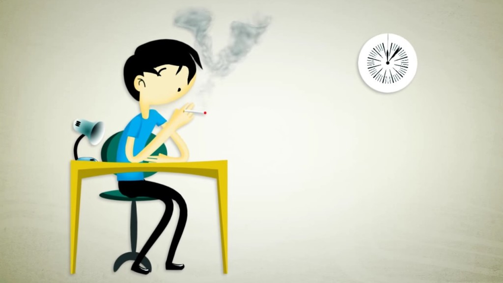 今タバコを止めたら半日でこんなに変わる!15年後までの「禁煙シミュレーション」でポジティブに禁煙!!