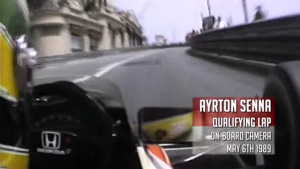 【天才】アイルトン・セナの走りが神すぎる!モナコグランプリ予選での車載映像が鳥肌もの!!