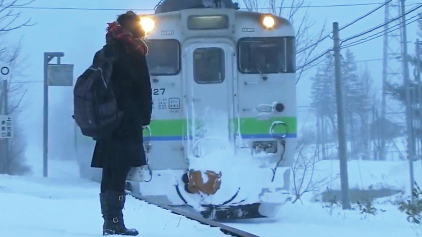 たった1人の女子高生のために廃駅が延期された「日本の駅」に海外から絶賛の声!!
