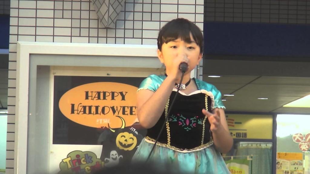 【日本】10歳の天才少女シンガー現る!小学生とは思えない歌唱力に脱帽!!