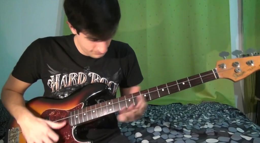 1弦しかないベースなのに凄い表現力!1弦ベースでの演奏動画が話題に!!