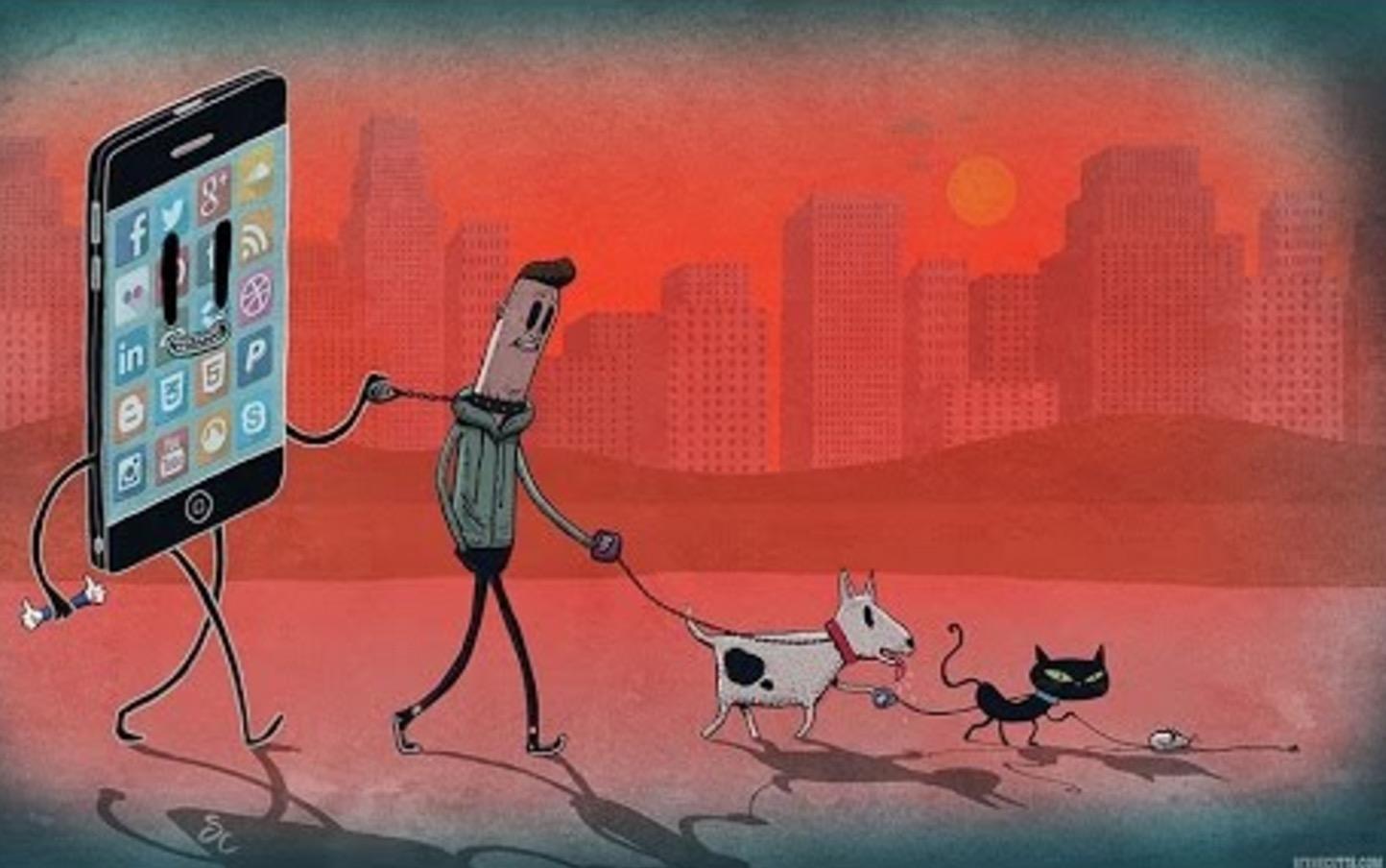 【閲覧注意】現代社会に警笛を鳴らす!元広告代理店勤務アーティストのイラストがエグい