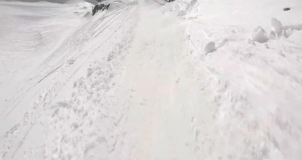 【神業】これがスキー上級者に見えている景色!肉体の限界を超えたスピード感