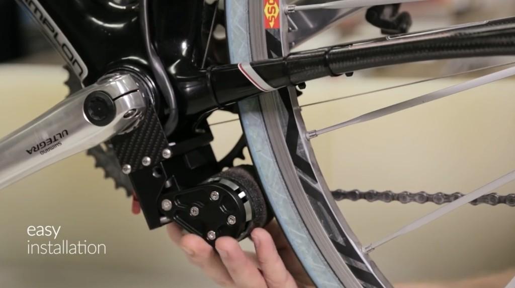 取り付けるだけで「電動自転車」になるパワーユニットが超ナイス!!