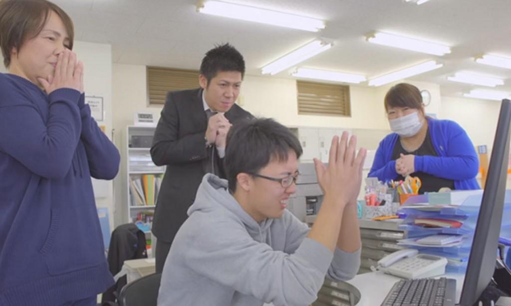 【感動】本物の受験生たちに密着!合格発表までの軌跡を撮影したドキュメンタリーにグッとくる