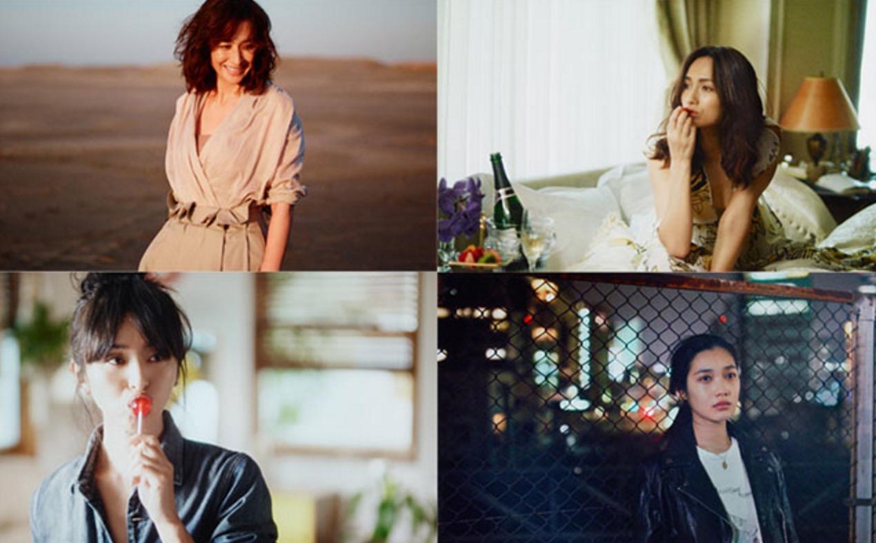 キャリアウーマン、妻、母…美しい女性4人。あなたは誰に共感する?