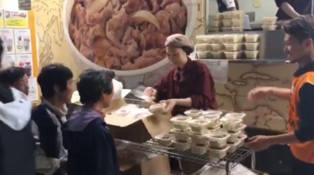 【熊本大分地震】すき家・吉野家・ココイチが温かい牛丼を炊き出し!大絶賛される!!