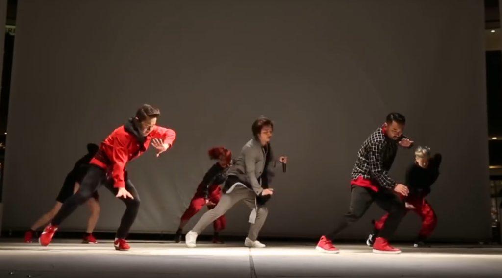 特等席で生「三浦大知」!新曲のダンスが凄い!!
